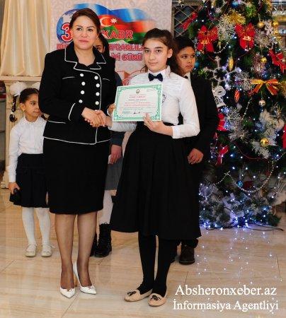 Abşeronda Dünya Azərbaycanlılarının Həmrəylik Günü, rayonunun yaradılmasının 55 illik yubileyi və Yeni il bayramı qeyd olunub