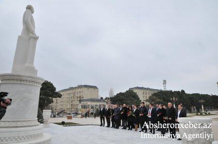 """Abşeronda """"Gənclər Günü"""" ilə əlaqədar ümumrayon tədbiri keçirildi"""